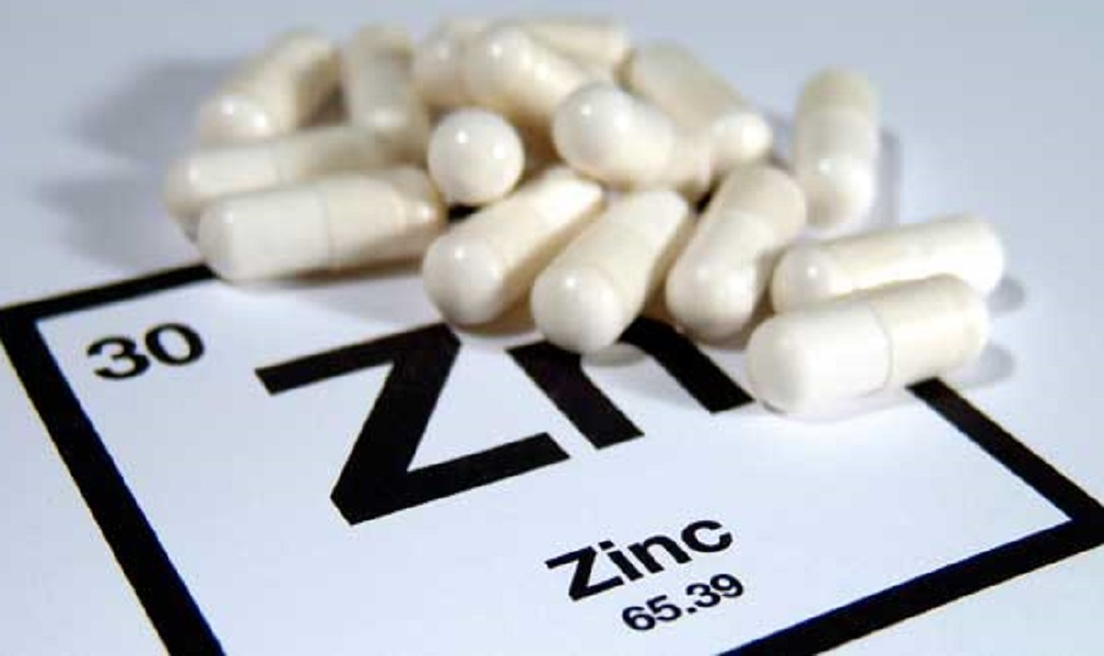 pastillas a base de zinc