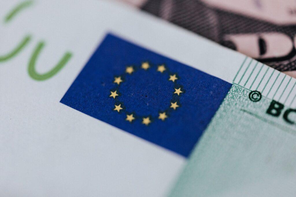 european union's logo, a type of trade agreement