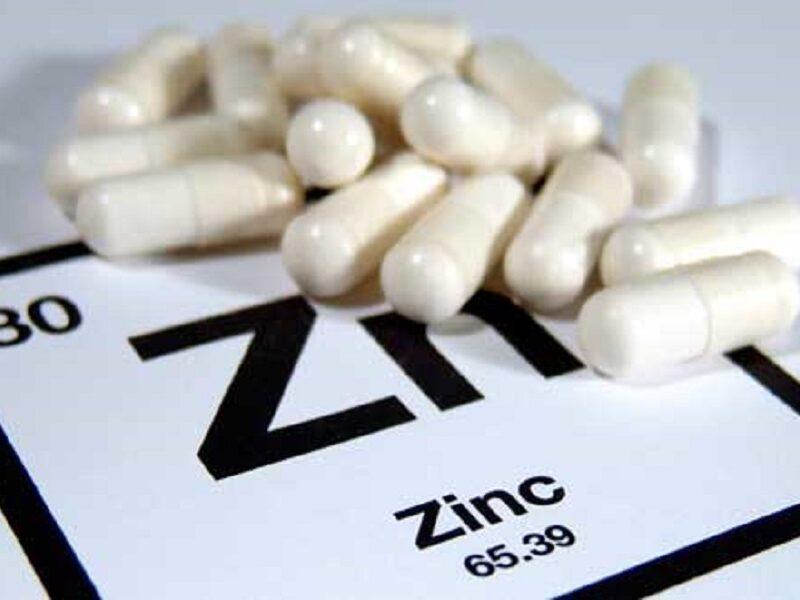 pastillas de zinc cinc